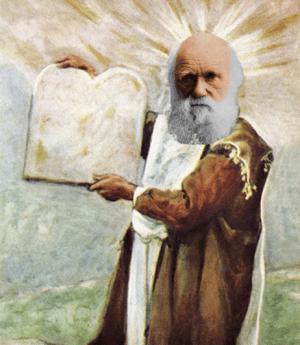 10 geboden van de evolutionist