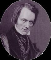 Richard Owen op jonge leeftijd