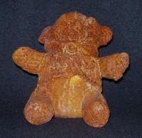 fossil-teddybeer kan zelfs fossiliseren