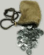 30 zilverstukken voor verraad