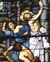 de marteling van Jezus was gruwelijker dan dit plaatje