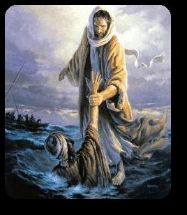 jezus is god, redder en heer