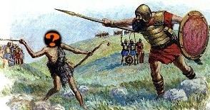 wie heeft goliath gedood?