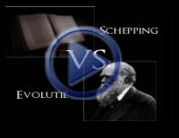 Schepping vs. evolutie 17-05-2009