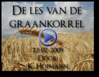 De les van de graankorrel 22-02-2009