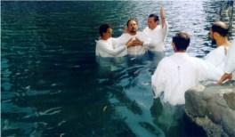 Dopen is gehoorzaamheid aan Jezus