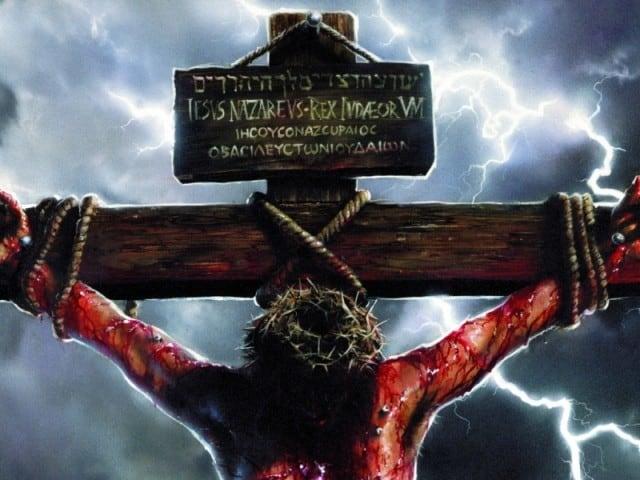 Jezus is voor ons gestorven