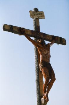 Jezus stierf voor ons