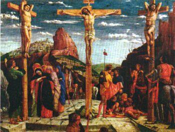 misdadigers aan het kruis