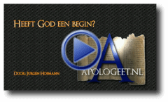Heeft God een begin?