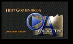 Heeft God een begin?