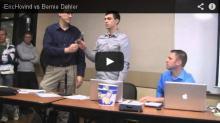 Eric Hovind vs Bernie Dehler
