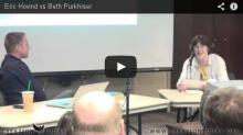 Eric Hovind vs Beth Purkhiser