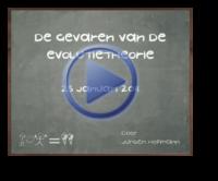 Les 2 'Het gevaar van de evolutietheorie'